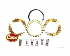 Synchronizer repair kit, fits 1967-75 Jeep CJ with T14A 3 Speed Transmission