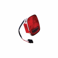 TAIL LAMP, 1991-96 YJ, RIGHT CHROME
