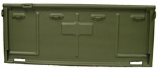 Replacement Steel Tailgate for 1950-1952 Willys Jeep M38