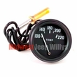 Temperature Gauge, 1948-1956 Willys Jeep CJ2A, CJ3A and CJ3B Models