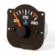 Replacement Engine Temperature Gauge for 1992-1995 Jeep Wrangler YJ Model Years