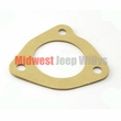 Thermostat Gasket, fits 1952-1971 Jeep & Willys w/ 4-134 F-Head Engine