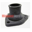 Thermostat Housing, For 4-134 CI With F-Head, 1952-1971 M38A1, 1953-1967 CJ3B, 1955-1971 CJ5, 1955-1971 CJ6