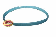 Throttle Body Gasket, 2007-11 Jeep Wrangler JK & Wrangler Unlimited JK w/ 3.8L Engine, w/ Intake Manifold Plenum Flush Lip