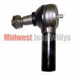 Replacement Tie Rod End, Right Hand Thread, 3/4 inch Diameter, fits 1950-1966 Willys Jeep M38, M38A1