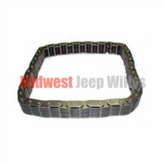 Timing Chain (134 CI L-Head With Chain Driven Camshaft), 1941-1945 MB, 1941-1945 Ford GPW