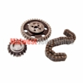 Timing Chain Kit (134 CI L-Head With Chain Driven Camshaft), 1941-1945 MB, 1941-1945 Ford GPW