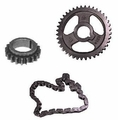 Timing Gear and Chain Kit, V6 225 Engine, 1966-71 Jeep CJ5, CJ6 and Jeepster