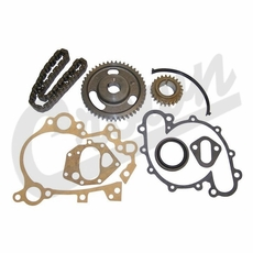 """Timing Kit for 1971-1986 Jeep Models with 5/8"""" Wide Sprockets, 5.0L 304, 5.9L 360 Engine"""