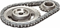 "Timing set, cam gear, crank gear, & chain, 1980-91 8 cyl 1/2"" teeth width"