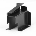 Top Bow Bracket, Right Front, fits CJ2A, CJ3A, CJ3B, DJ3A