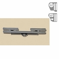 3-Inch Tube Rear Bumper with Hitch, Titanium, 87-06 Jeep Wrangler by Rugged Ridge