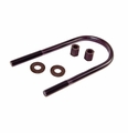 U-Bolt w/nuts, Front Spring, Large, 1947-1963 Willys Pick-Up Truck, Station Wagon & Sedan Delivery