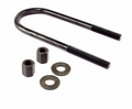 U-Bolt w/nuts, Front Spring, Small, 1947-1963 Willys Pick-Up Truck, Station Wagon & Sedan Delivery