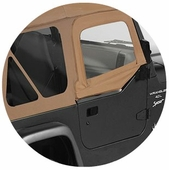 RT Off-Road Upper Door Skins and Frames