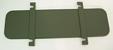 Ventilator Cover (Windshield Mounted), 1950-1952 M38