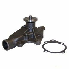 Water Pump, Jeep CJ's 1981-1986 w/ 2.5L or 4.2L Engine &  Jeep Cherokee 1984-1986 w/ 2.5L Engine