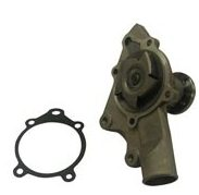 Water Pump, fits Jeep Cherokee XJ 1984-1990 w/ 2.5L Engine, w/ Serpentine Belt, Reverse Rotation