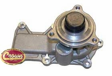 Water Pump, fits 2007-11 Jeep Wrangler JK & Wrangler Unlimited JK with 3.8L 6 Cylinder Engine