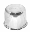 Wheel Center Cap, Chrome, 5 x 5.5-inch Bolt Pattern by Rugged Ridge