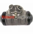 Left Side Front Wheel Cylinder, with Angled Hose Connection fits 1960-1971 Jeep CJ3B, CJ5, CJ6