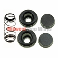 """Wheel Cylinder Repair Kit 1-1/8"""" Fits 1946-1963 4WD Pick-Up Truck, Station Wagon, Sedan Delivery with 11"""" Drum Brakes"""