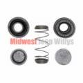 """Wheel Cylinder Repair Kit 7/8"""" Fits 1946-1951 Truck, Station Wagon & Jeepster with Drum Brakes"""