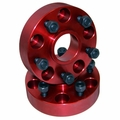 Wheel Spacers, 1.25-Inch Thick, fits 1984-2006 Jeep Cherokee and Wrangler