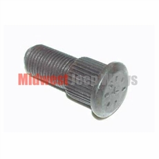 Wheel Stud Bolt, L.H. Thread, 1941-1964 MB, GPW, CJ2A, CJ3A, M38, Pickup Truck, Station Wagon, Sedan Delivery, Jeepster, FC150