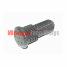 "Wheel Stud Bolt, R.H. Thread, 1953-71 CJ3B, CJ5, CJ6, M38A1 With 9"" Brakes"