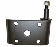 Willys Jeep Lower Shock Mount Plates