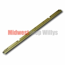 Windshield Hinge Channel for Dodge M37, M35A2, M35A3, M54A2, M809 Series Trucks, 7373323