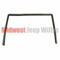 Windshield Glass Rubber Seal for Dodge M37, M35A2, M35A3, M54A2, M809 Series Trucks, 7373325