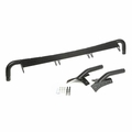 Windshield LED Light Bar, 07-17 Jeep Wrangler by Rugged Ridge