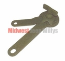 Windshield Support Arm Assembly for Dodge M37, M35A2, M35A3, M54, M809, M923 and M939 Trucks, 7373327