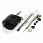 Wiper Motor Kit, 12 Volt, Universal Application, 1941-1968 MB, GPW, CJ2A, CJ3A, DJ3A, CJ3B, CJ5, CJ6