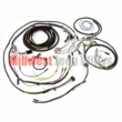 Complete Plastic Covered Wiring Harness Kit for 1957-1964 Willys Jeep CJ3B Models