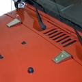 Wrangler JK Hood Accessories