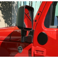Wrangler JK Mirrors & Accessories