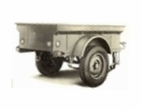 WWII 1/4 Ton, M100 Trailer Parts