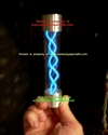 Blue Glowing Resident Evil T-Virus Movie Prop Reproduction