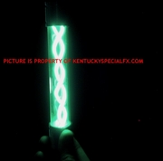 Green Glowing Resident Evil Antivirus Movie Prop Reproduction