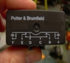 Halloween Special Purpose 12V Auto Reversing Relay For Props