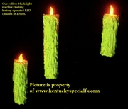 Magic Floating Great Hall Harry Potter Candles Halloween Decoration