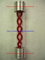 Resident Evil Red Nemesis Vial Game Movie Prop Reproduction