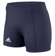 "Adidas Women's Varsity 4"" Compression Fit Shorts"