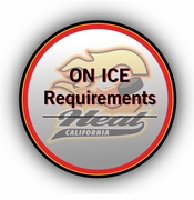 CA Heat On Ice Requirements