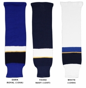 CCM S100 St. Louis Blues Hockey Socks