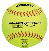 Champro 11in. ASA Tournament Slowpitch Softball