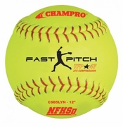 Champro CSB5LYN 12in. NFHS Tournament Fastpitch Softball